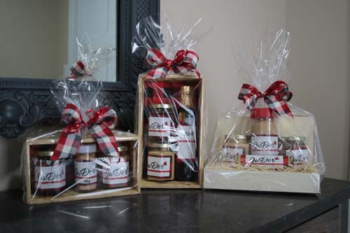 Gift packaging and baskets