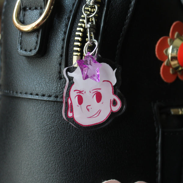 Lars of the Stars Acrylic Charm