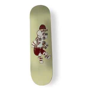 Heymama x Chipmonk Limited Edition Skateboard Deck