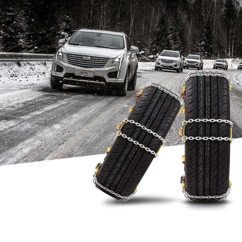 Universal Anti-skid Steel Chains Car Skid Belt