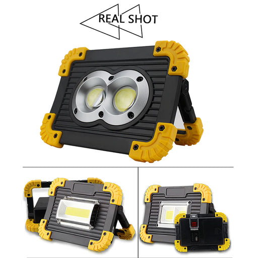 Led Portable Spotlight Led Work Light