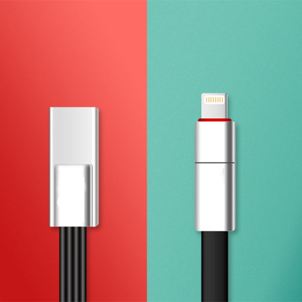 The World Rirst Renewable USB Cable