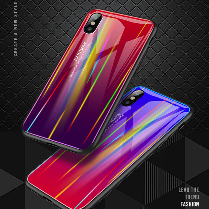 Colorful Aurora Phone Case