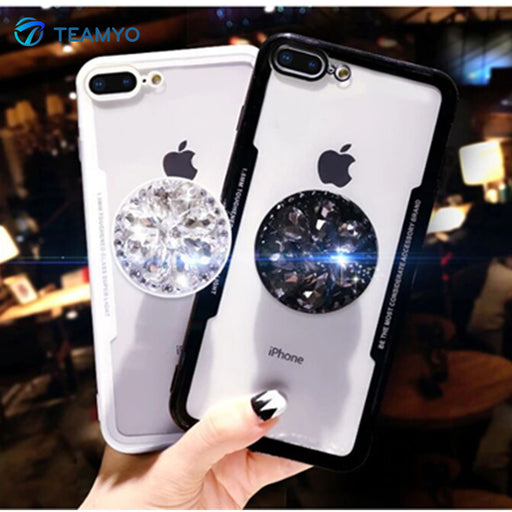 3D Diamond Stylish  iPhone Case