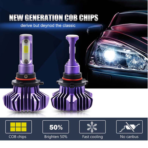 BraveWay  Super bright 12000LM LED Car Light