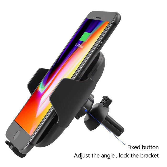 Teamyo Wireless Car Bracket Charger