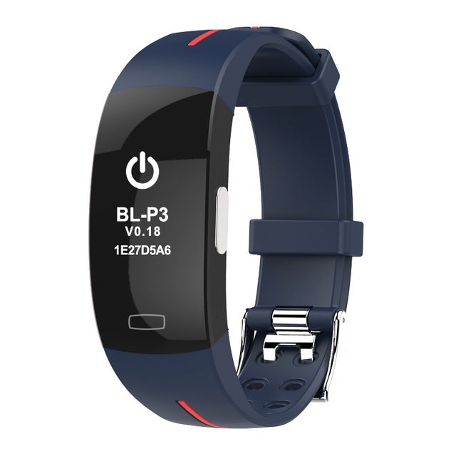 Teamyo Smart Bracelet with Blood Pressure Monitors