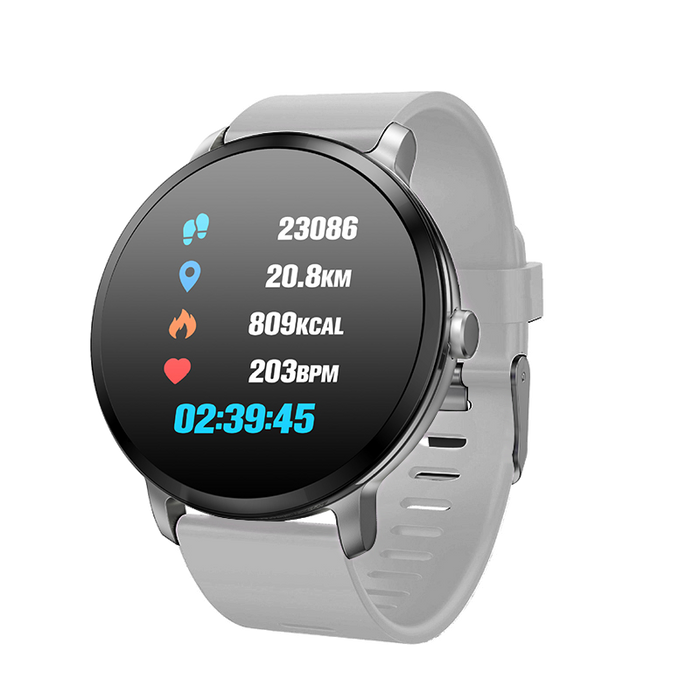 Best sport smartwatch for sale gray
