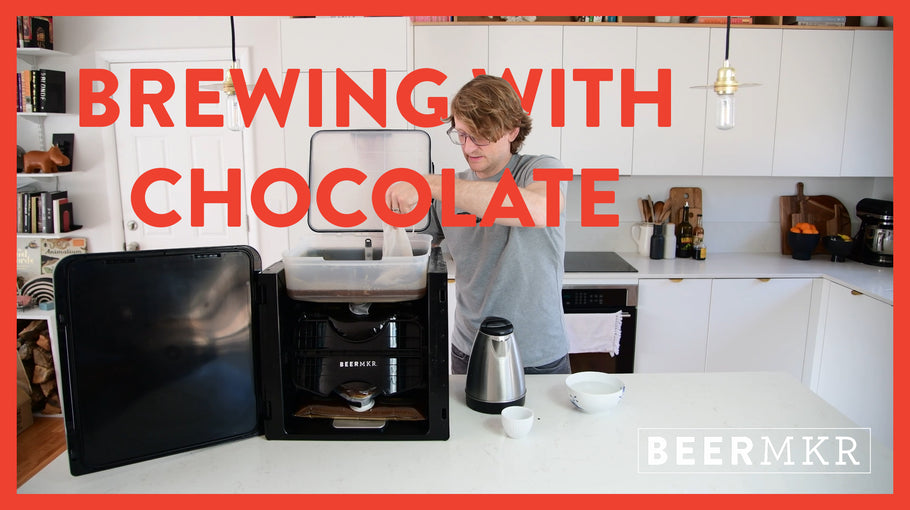 How to Brew with Coffee in Your BEERMKR