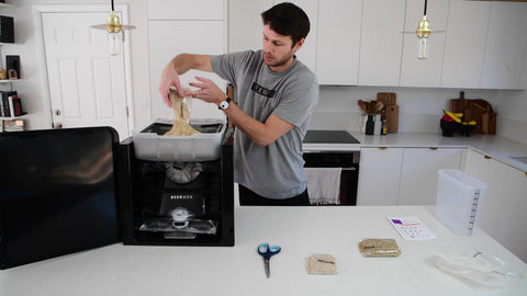brewing all grain with beermkr