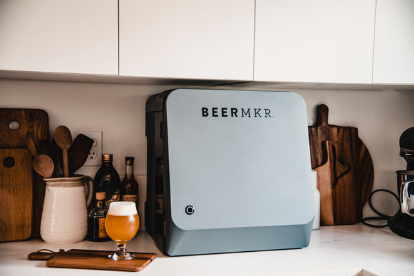 beermkr home brewing machine automatic beer making
