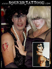 Frank-N-Furter BOSS Temporary Tattoo