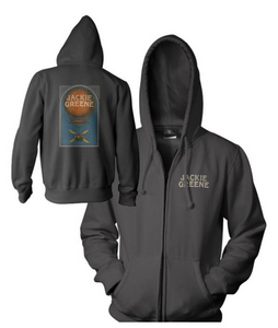 Jackie Greene ballon full zip hoodie unisex merch made in america