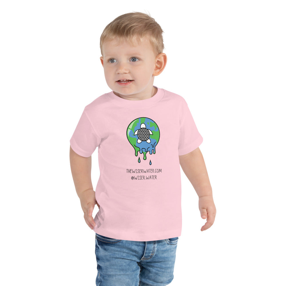 Wiser Water Short Sleeve Tee (Toddler Ambassadors)