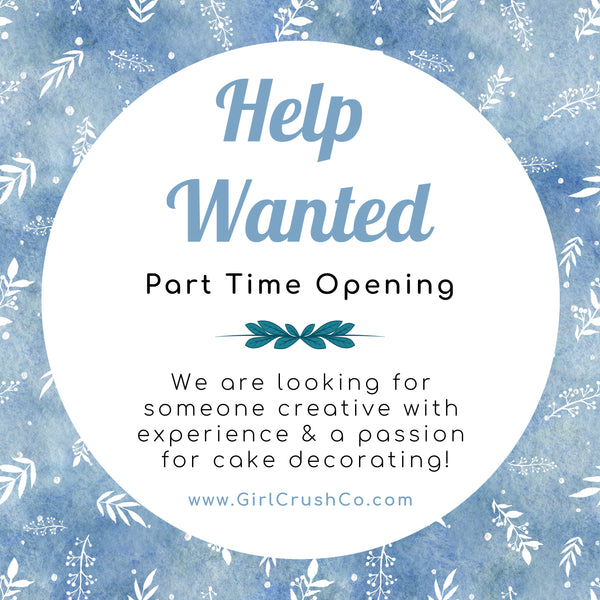 Help Wanted - Soap Studio Assistant