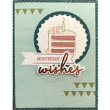 "_""Birthday Wishes"" Card"