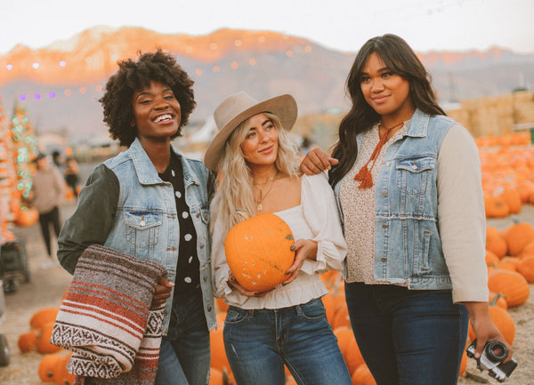 5 Looks For a Night at The Pumpkin Patch