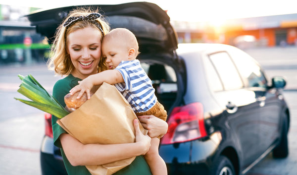 Easy Hacks to Look Put Together as a Busy New Mom
