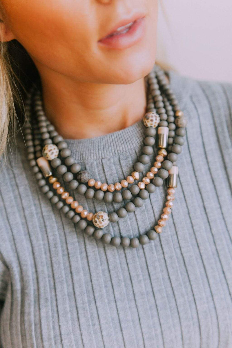 Accessories Adorned Necklace