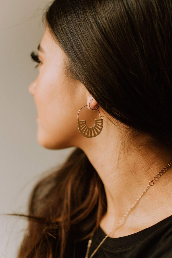 Accessories Bungalow Earrings