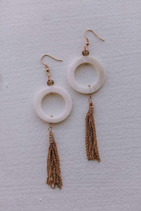 Accessories C'est La Vie Earrings