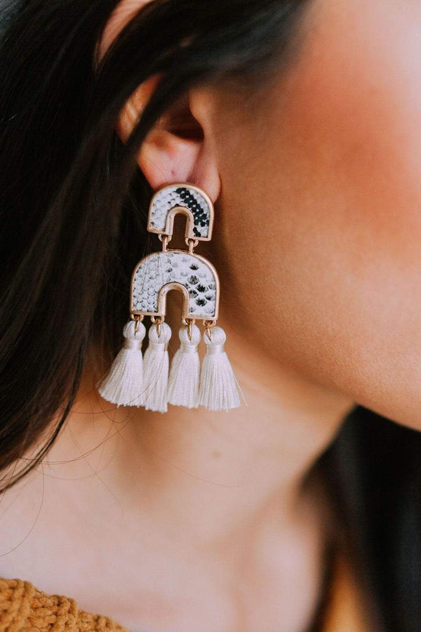 Accessories Courageous Earrings