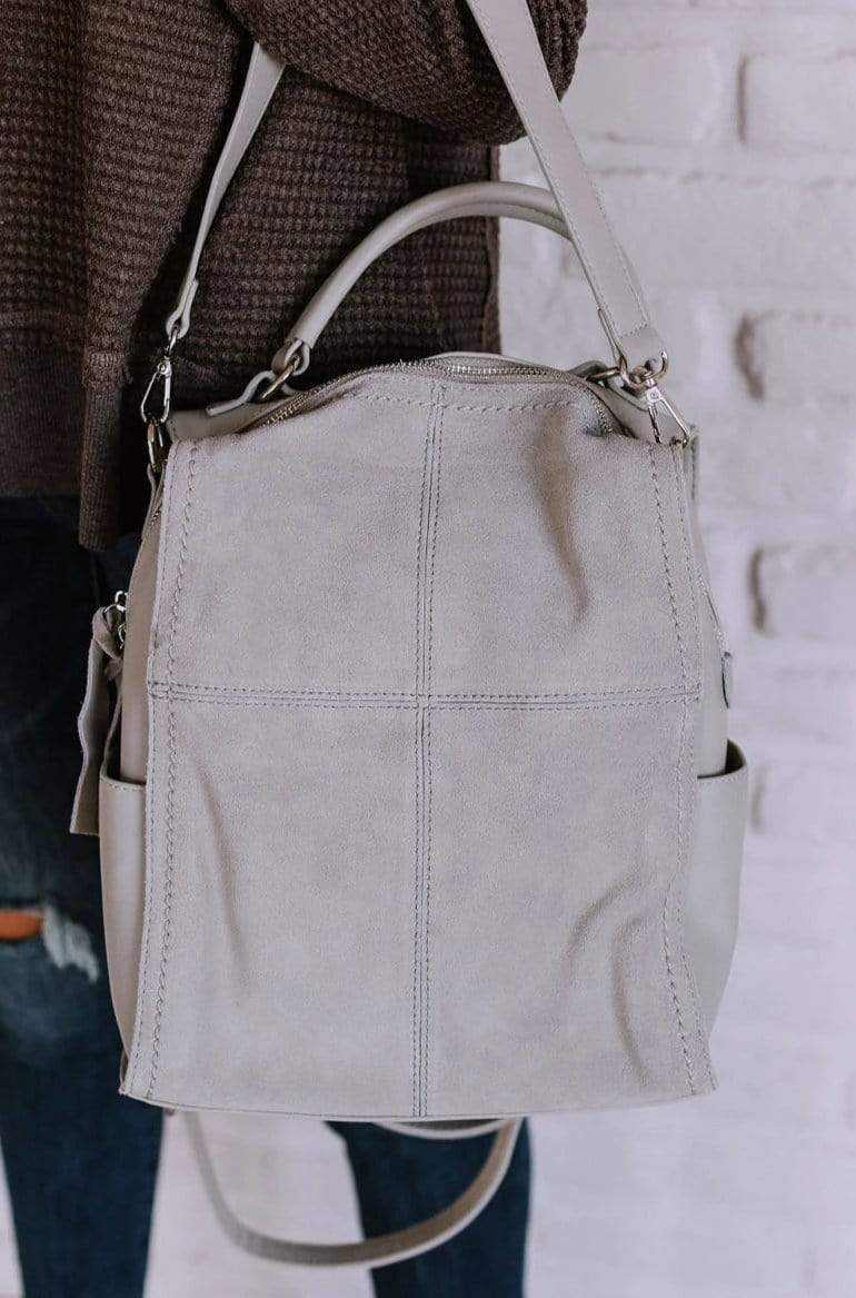 Accessories Crossroads Backpack Grey