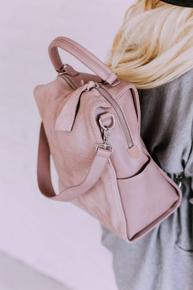 Accessories Crossroads Backpack Mauve