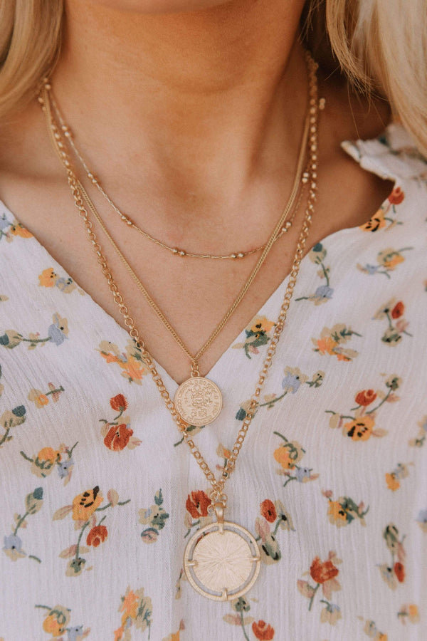 Accessories Felicitias Layered Necklace