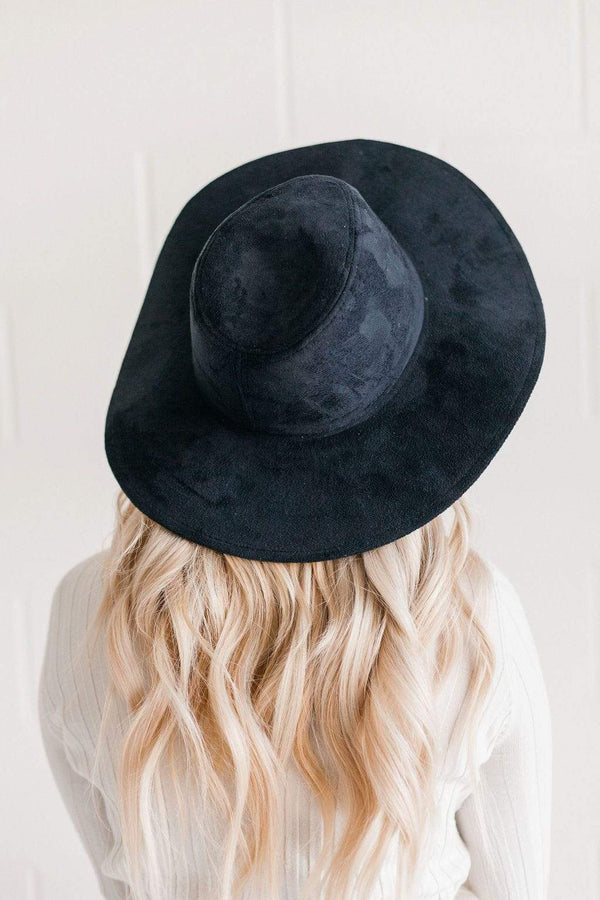 Accessories: Hat Babe Hat Black