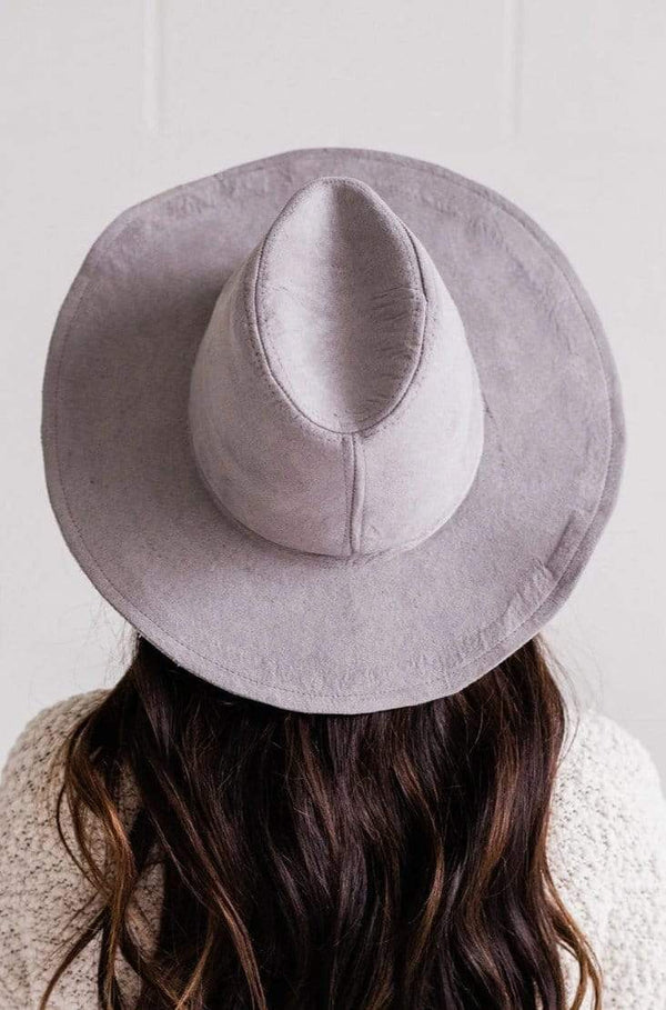 Accessories: Hat Babe Hat Grey
