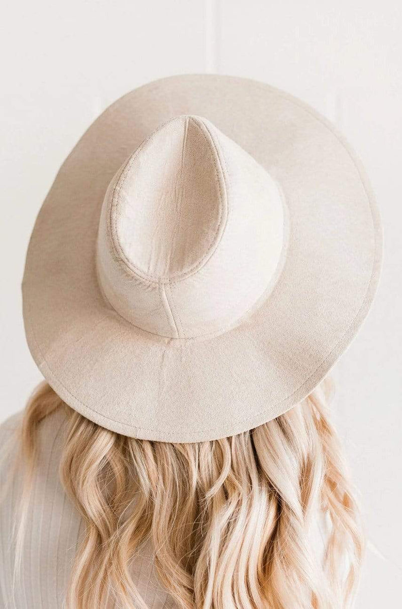 Accessories: Hat Babe Hat Oatmeal
