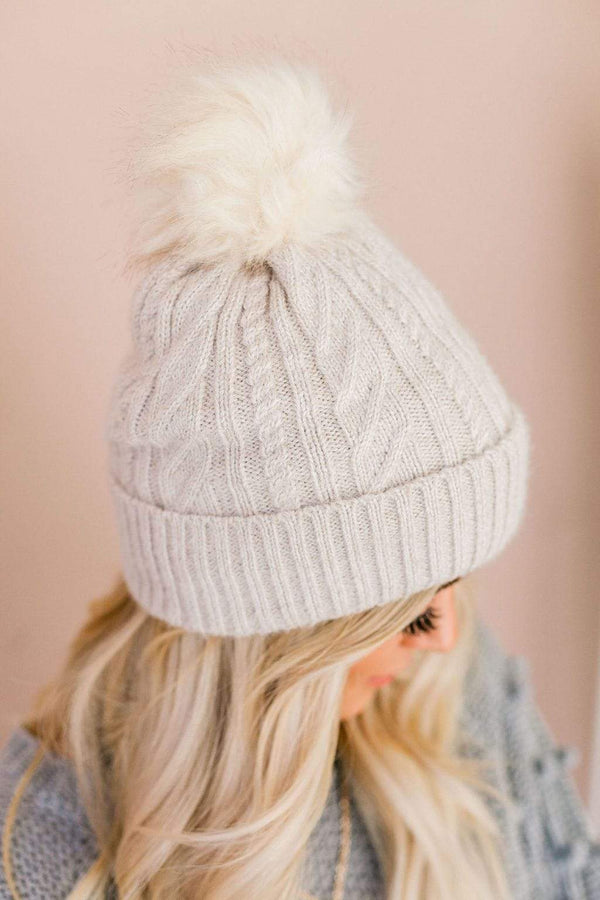Accessories: Hat Cozy Beanie Oatmeal