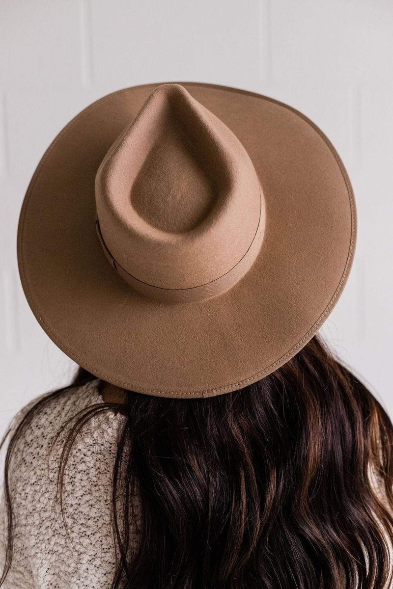 Accessories: Hat Girlfriend Hat Pecan