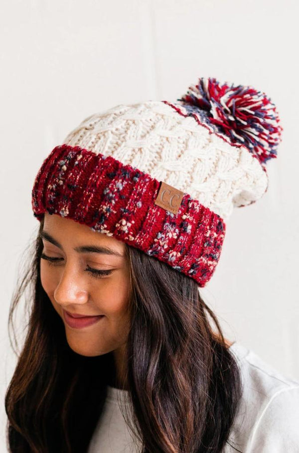Accessories: Hat Icicle Beanie