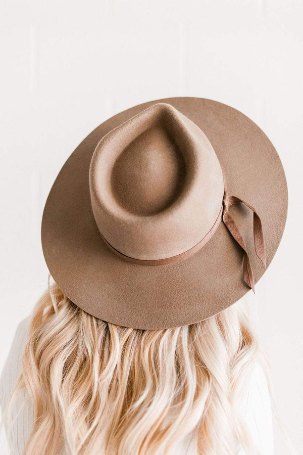 Accessories: Hat Indie Hat Mocha