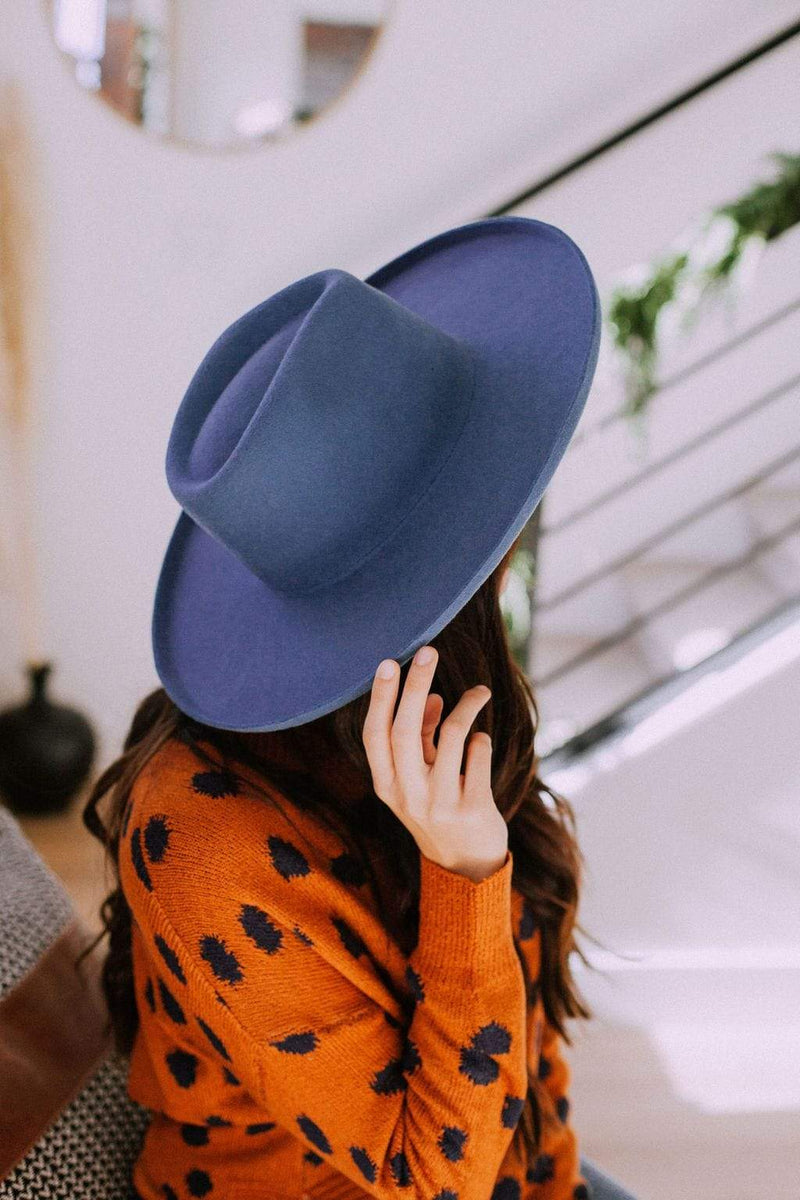 Accessories: Hat Los Angeles Hat Blue