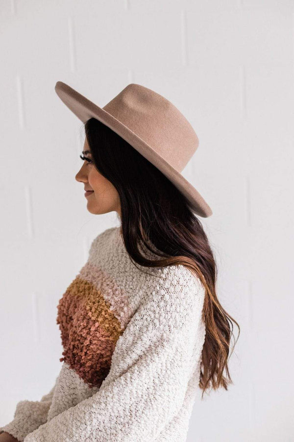 Accessories: Hat Los Angeles Hat Pecan