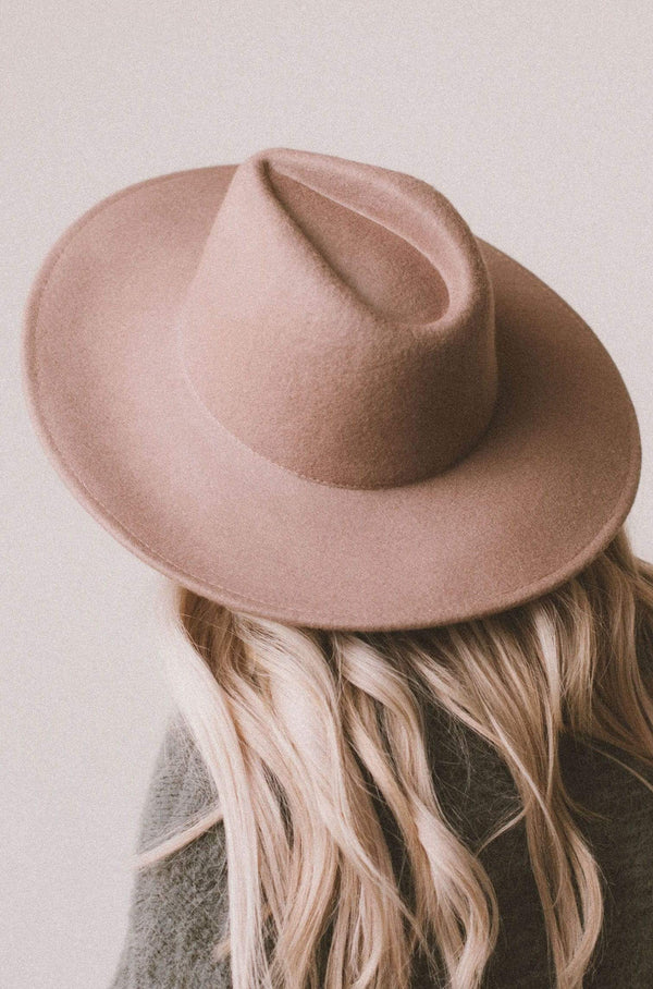 Accessories: Hat River Wool Hat Granola