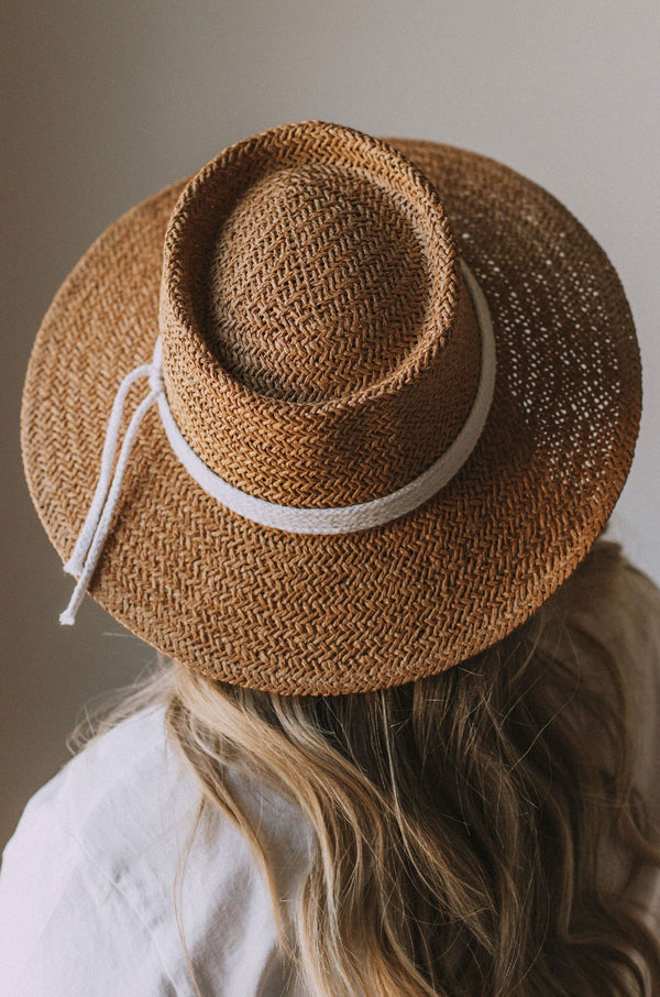 Accessories: Hat Seabrook Hat Tan