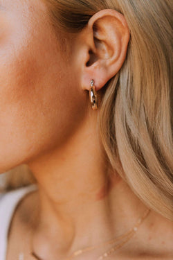 Accessories Hecate Hoop Earrings