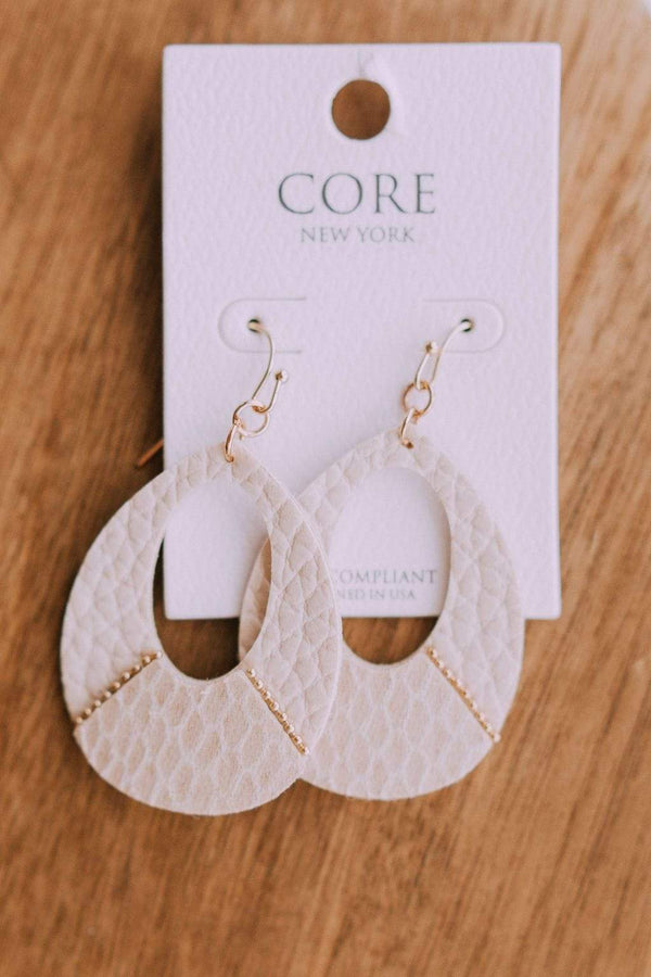 Accessories Imprint Earrings
