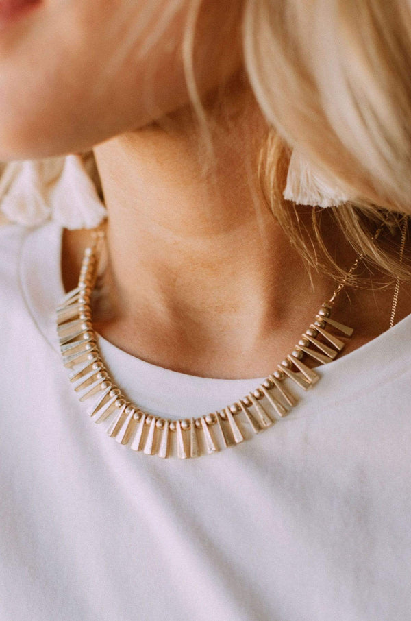 Accessories Key West Necklace Gold
