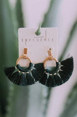 Accessories Limitless Earrings Hunter Green