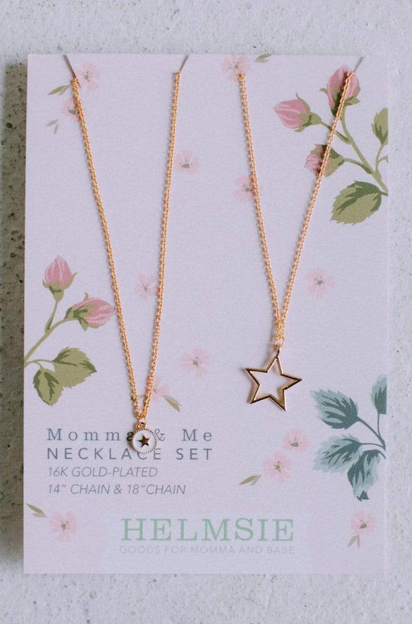 Accessories Mommy & Me Necklace Set
