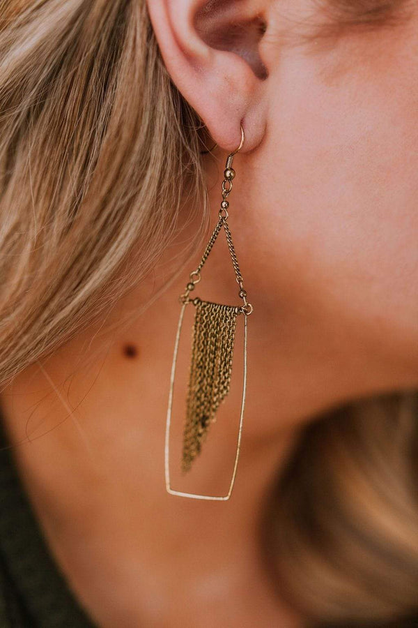 Accessories Namaste Earrings