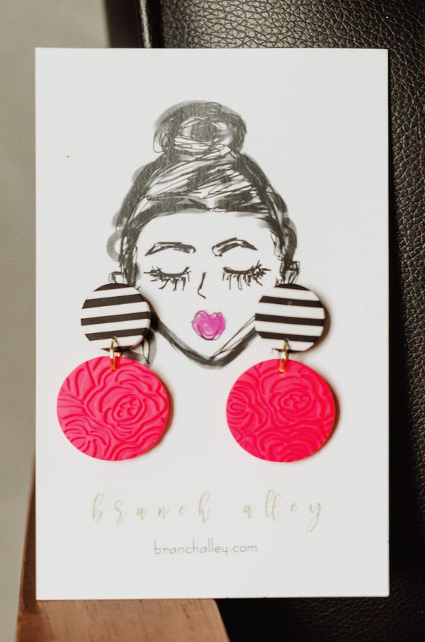 Accessories Radical Clay Earrings