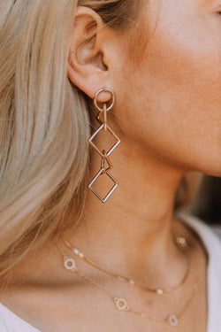 Accessories Salacia Geometric Earrings
