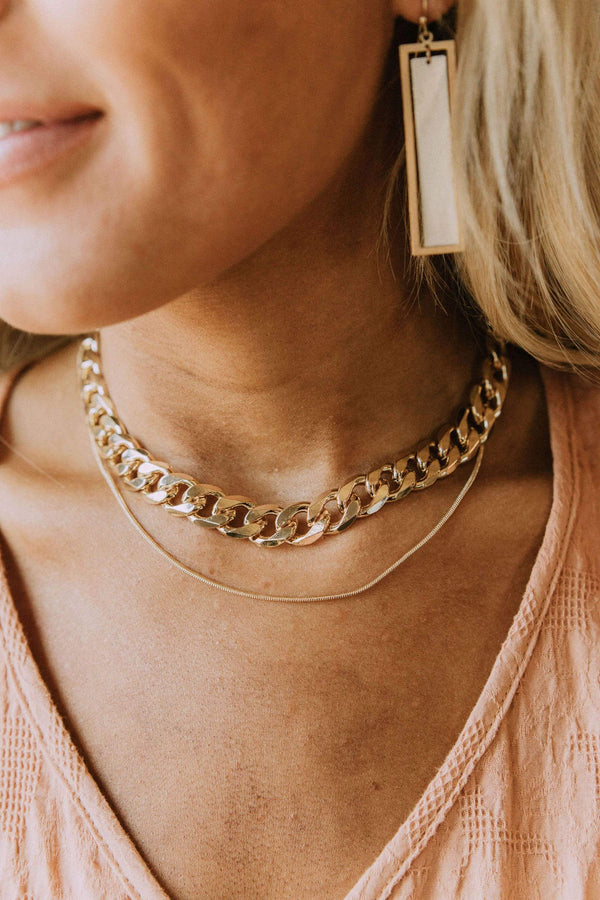 Accessories The Boss Layered Necklace
