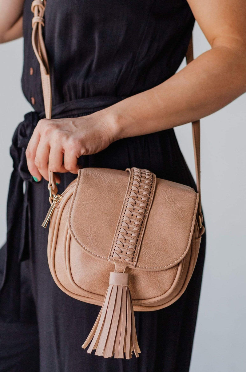 Accessories Vancouver Cross Body Bag Taupe